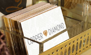 copper diamond